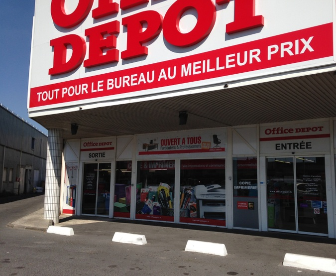 Office DEPOT Paris Nord 2 Gonesse