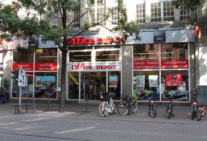 Office DEPOT Strasbourg