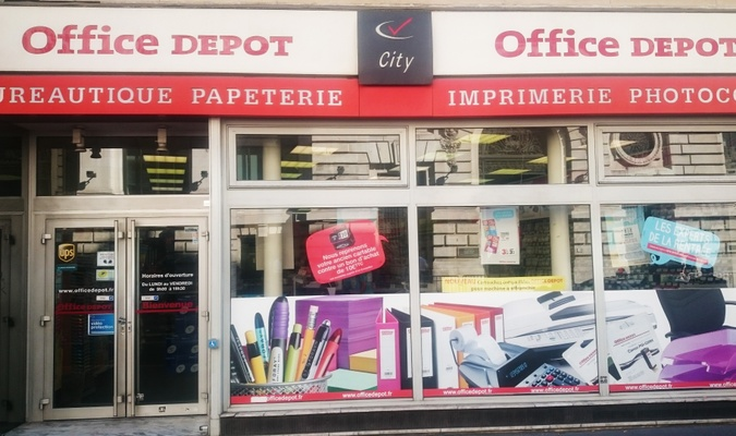 Office DEPOT Paris 02ème 4 Septembre