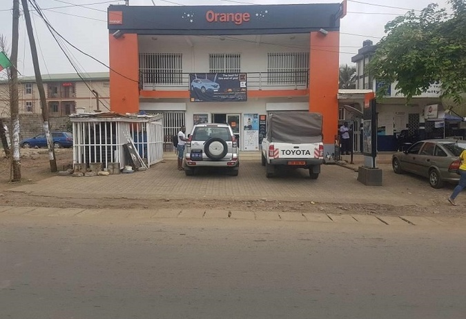 Boutique Orange  Buea