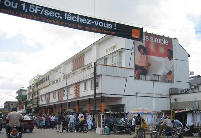 Boutique Orange - Marché B