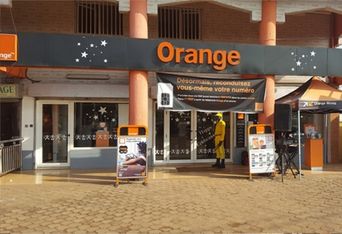 Boutique Orange Bastos