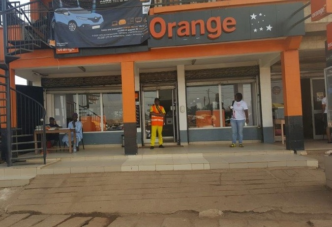 Boutique Orange Bamenda