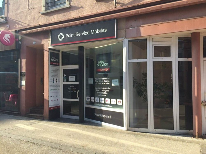 Point Service Mobiles Sarreguemines