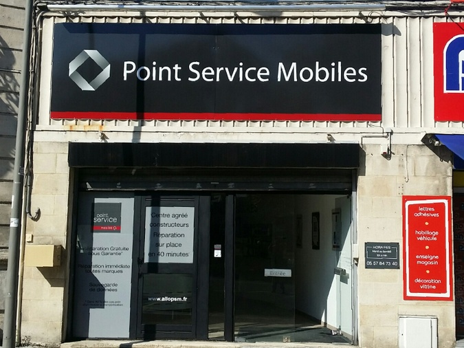 Point Service Mobiles Libourne