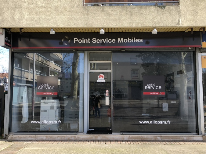 Point Service Mobiles Evry