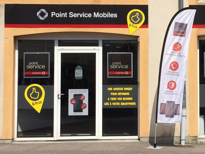 Point Service Mobiles Vesoul