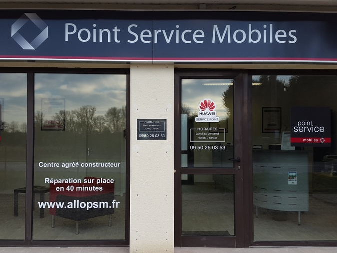 Point Service Mobiles Bergerac