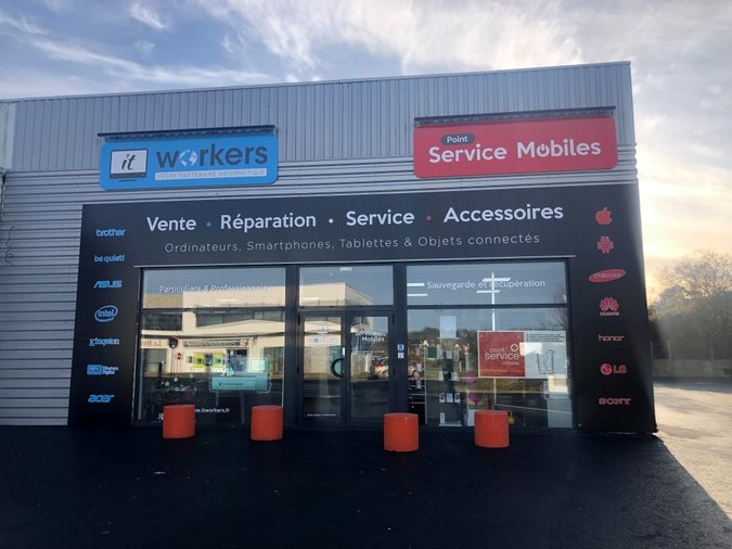 Save by Point Service Mobiles Lannion