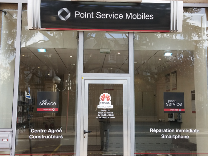 Point Service Mobiles Roanne