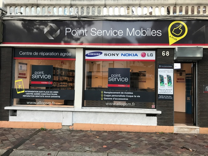 Point Service Mobiles Mantes