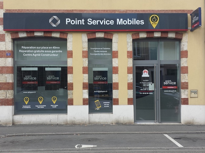 Point Service Mobiles Auch