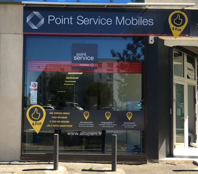 Point Service Mobiles Marignane