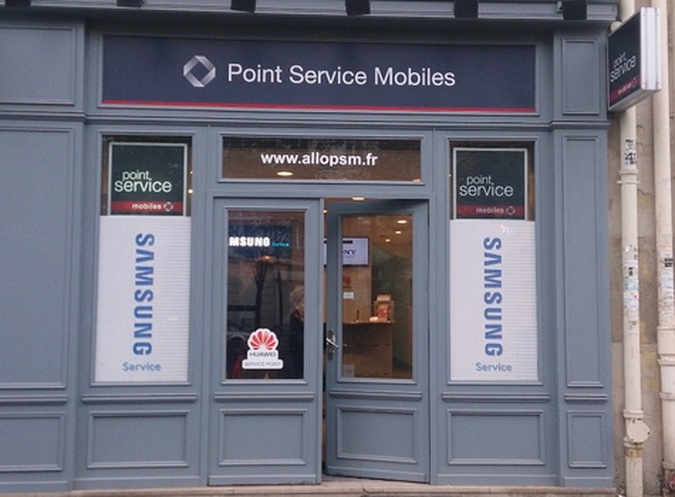 Point Service Mobiles Guadeloupe