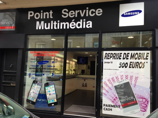 Point Service Mobiles Tulle