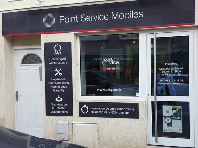 Point Service Mobiles Saint-Avold