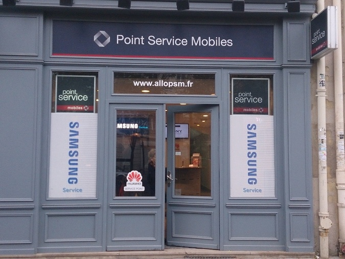 Point Service Mobiles Paris Nation
