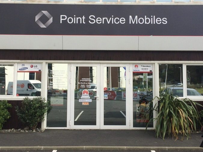 Point Service Mobiles Biarritz