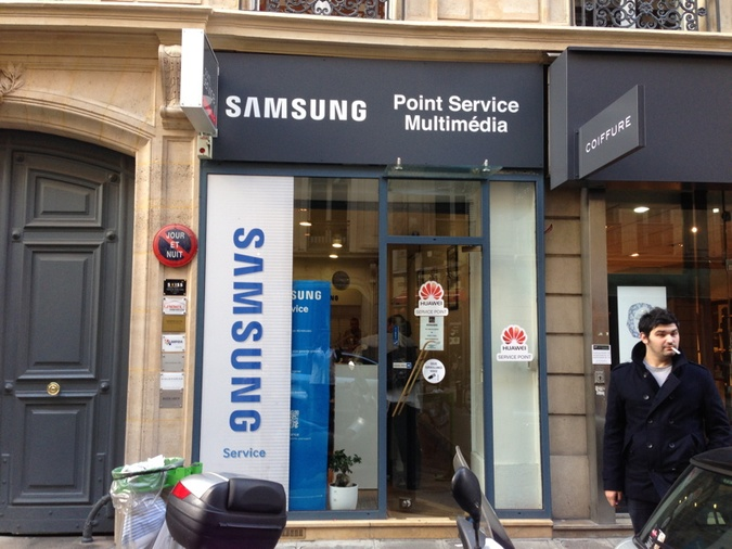 Point Service Mobiles Paris Saint-Lazare