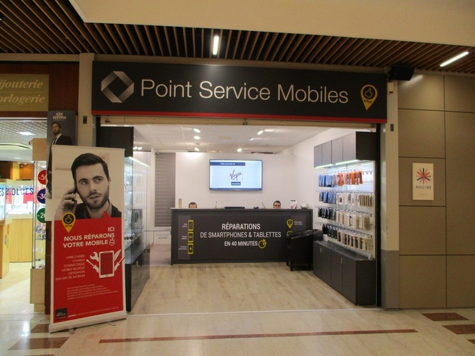 Point Service Mobiles Montpellier Nord