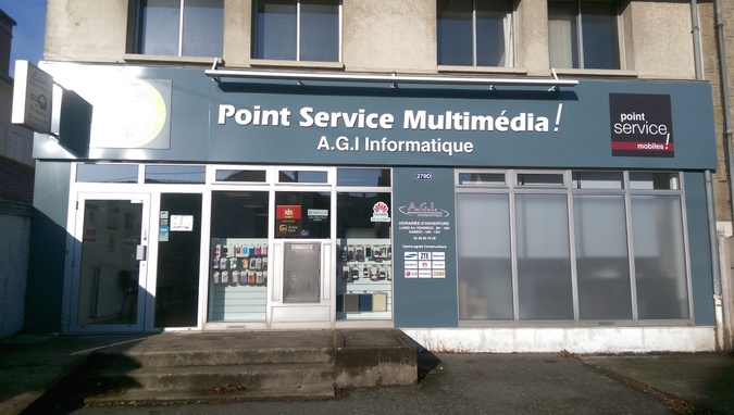 Point Service Mobiles Rennes-Sud