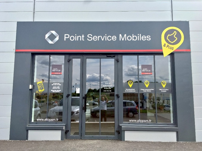 Point Service Mobiles Niort