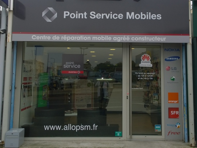 Point Service Mobiles Talence