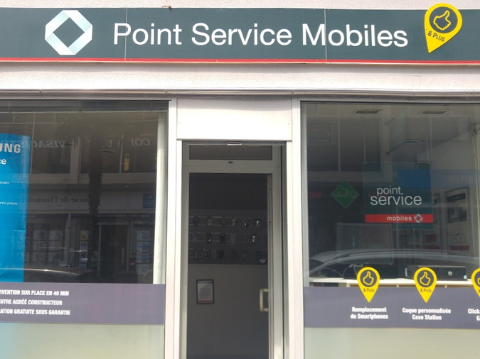 Point Service Mobiles Tarbes