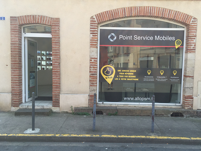 Point Service Mobiles Albi