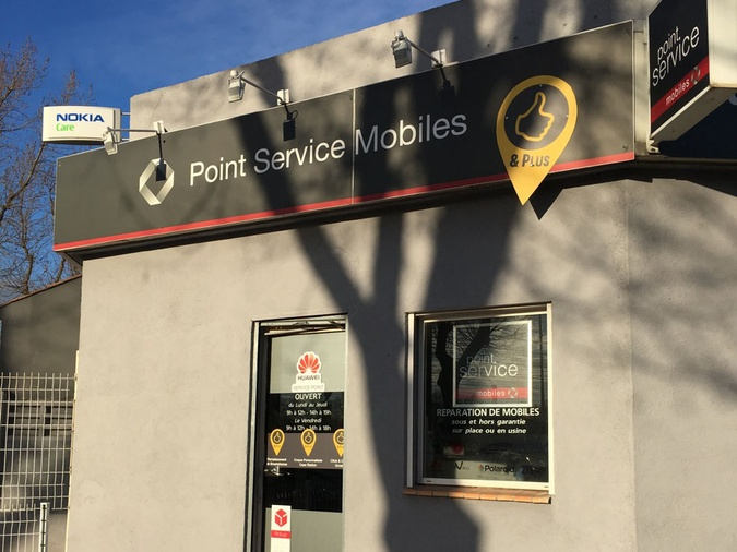 Point Service Mobiles Narbonne