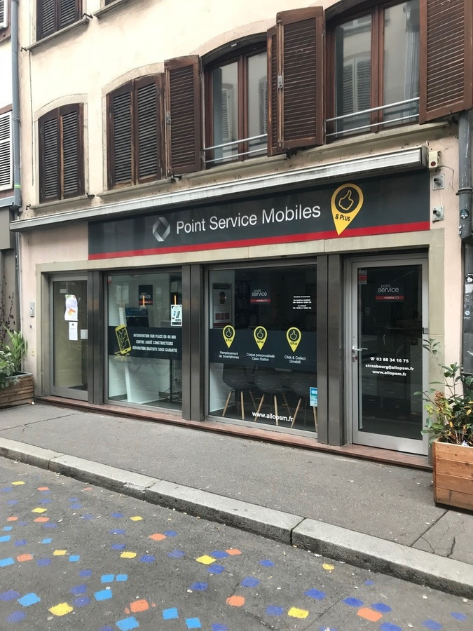 Point Service Mobiles Strasbourg