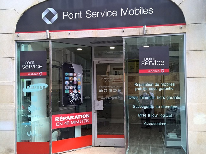 Point Service Mobiles Fontainebleau