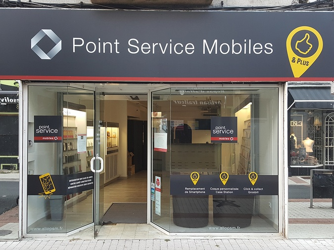 Point Service Mobiles Cholet