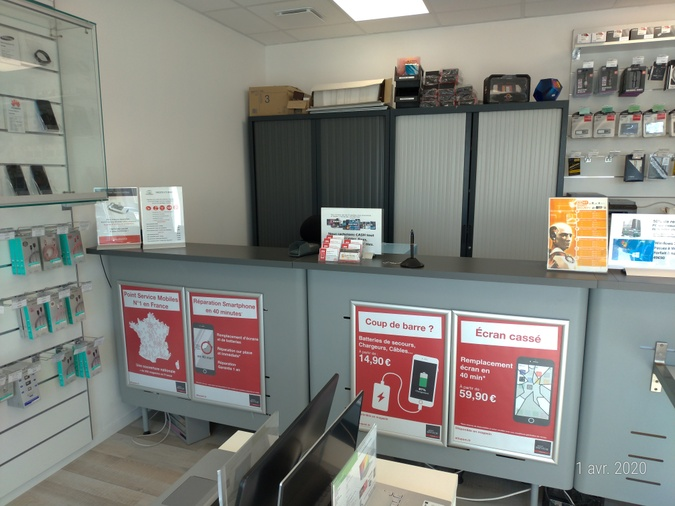 Point Service Mobiles Thionville