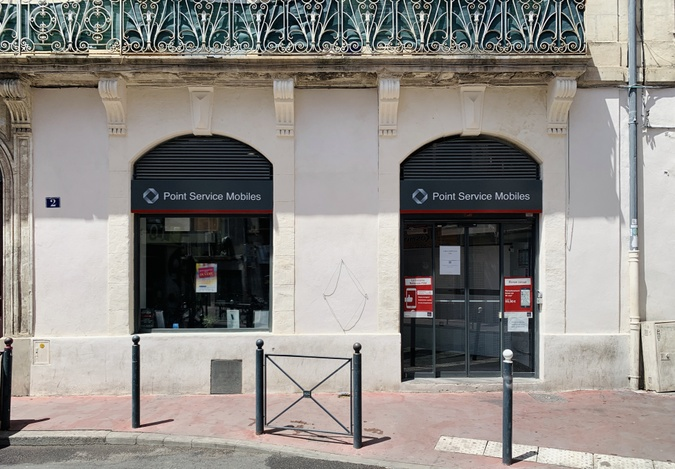 Point Service Mobiles Montpellier