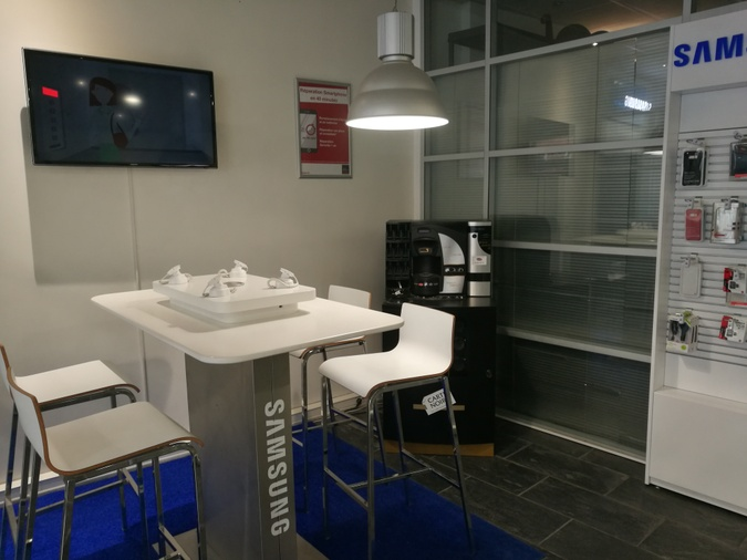 Point Service Mobiles Lille