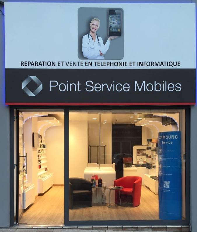 Point Service Mobiles Cannes
