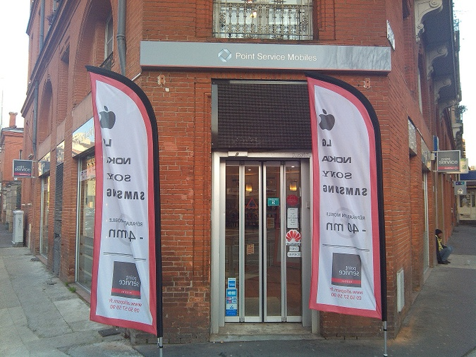 Point Service Mobiles Toulouse Carnot