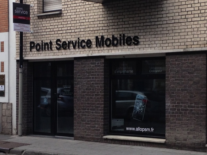 Point Service Mobiles Villeneuve d'Ascq