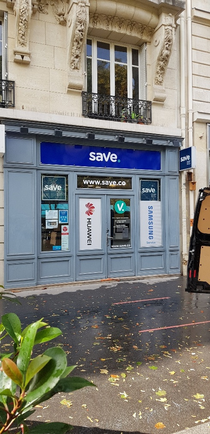 Save by PSM Paris Nation