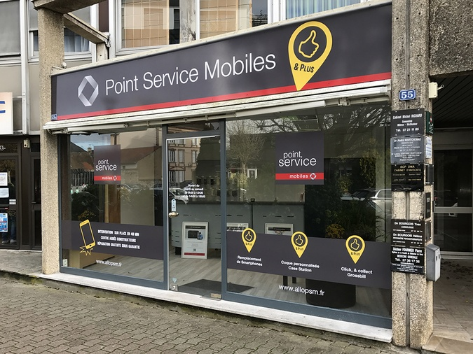 Point Service Mobiles Chartres