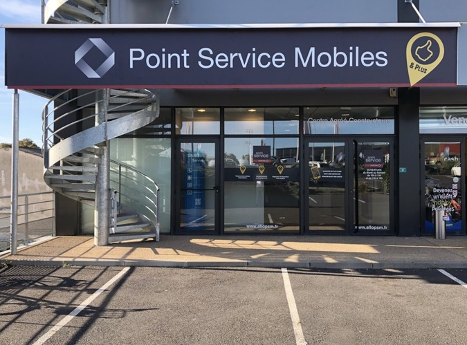 Point Service Mobiles Poitiers