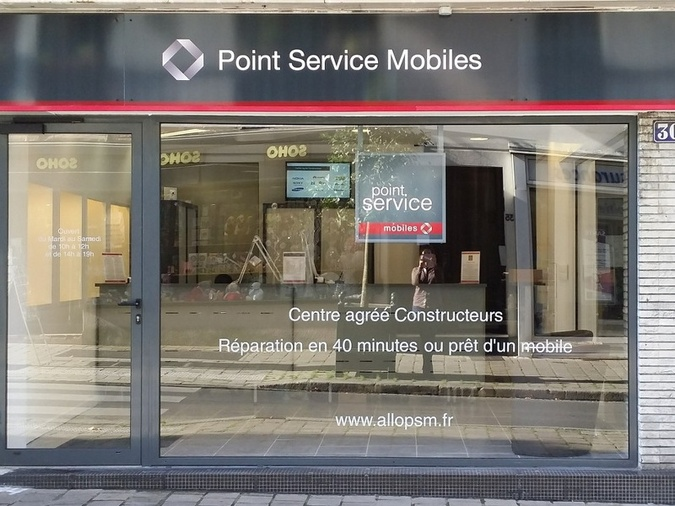 Point Service Mobiles Bourges