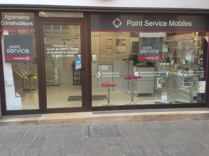 Point Service Mobiles Epernay