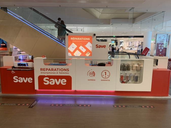 Save by PSM Paris Beaugrenelle