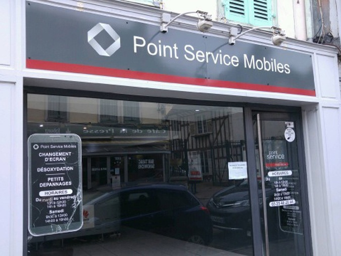 Point Service Mobiles Troyes