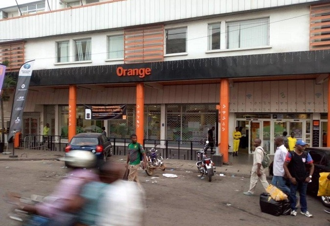 Orange Store - Soudanaise