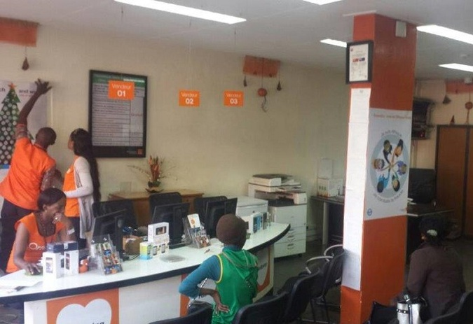 Orange Store Djemoun - KKFA