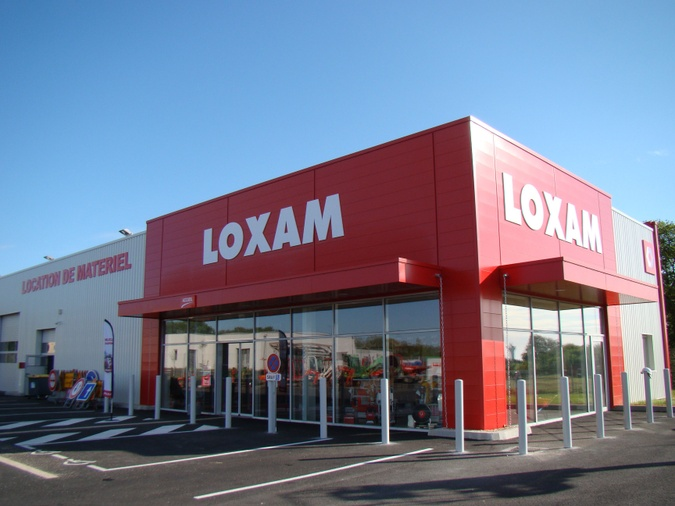 LOXAM Power Le Havre