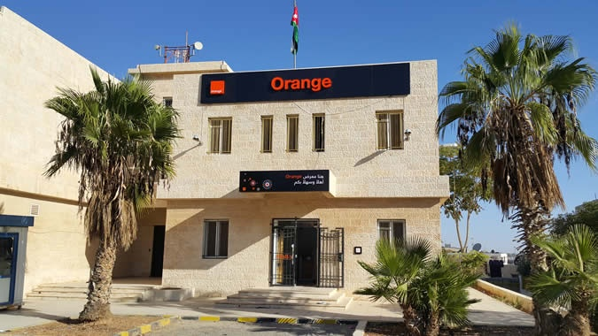Orange store Ramtha